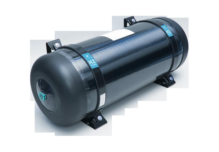Holthausen levert diverse opslag mogelijkheden voor waterstof